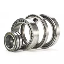1.378 Inch | 35 Millimeter x 2.835 Inch | 72 Millimeter x 0.906 Inch | 23 Millimeter  CONSOLIDATED BEARING NU-2207E M C/4  Cylindrical Roller Bearings